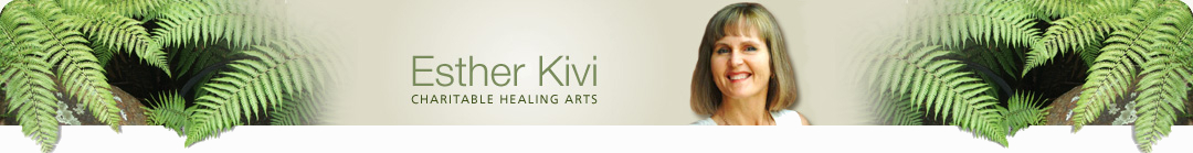 Esther Kivi - Charitable Healing Art