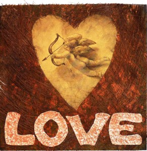 Love is teh glue that holds everything together.